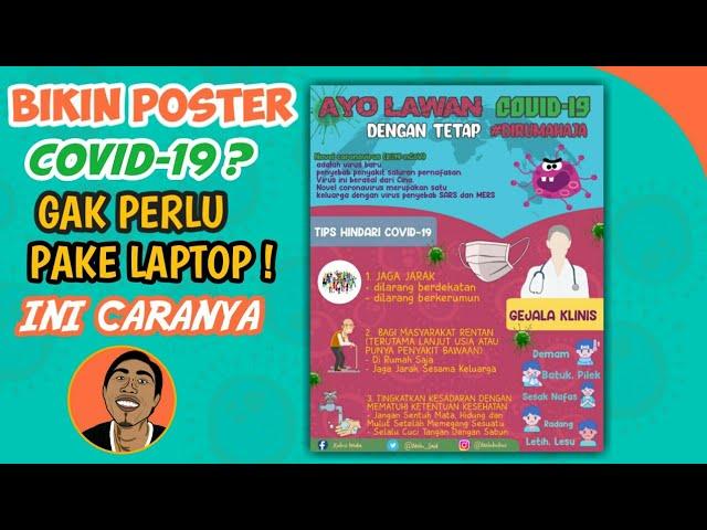 Poster Tentang Pencegahan Covid 19 Dalam Bahasa Inggris ...