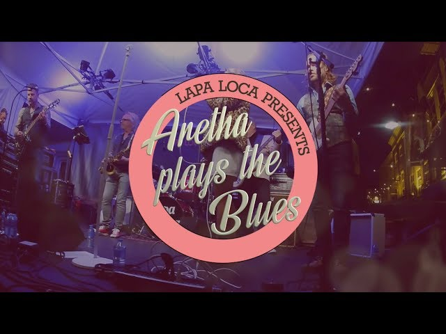 Aretha plays the Blues 2019