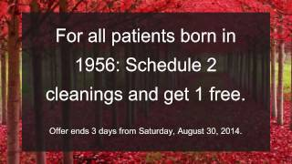 Cosmetic Dentistry Update - Saturday, August 30, 2014 from Oakridge Dental Thumbnail