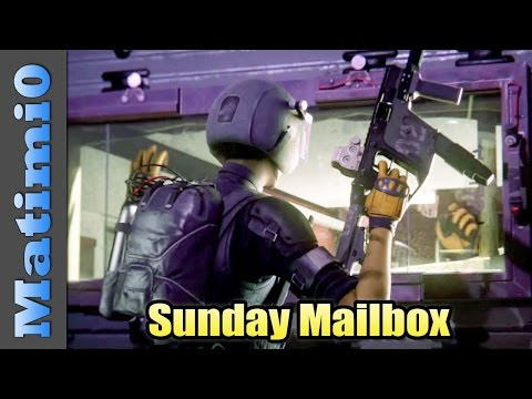 Decoy Operator - Sunday Mailbox - Rainbow Six Siege