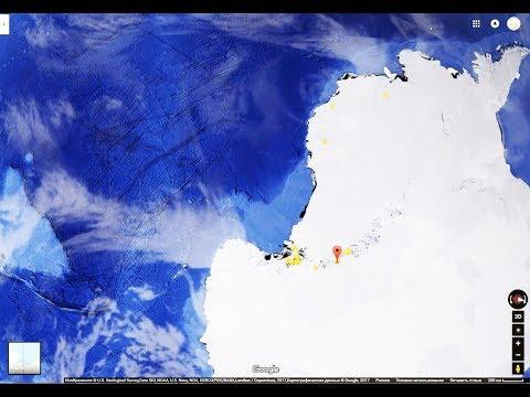 ПИРАМИДЫ в Антарктиде. Страна трехгранных Пирамид