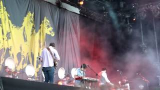 Mumford and sons- thistle and weeds @ Rock werchter 2012