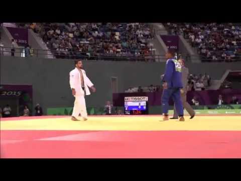 Nugzar Tatalashvili vs Florent Urani European games Baku 2015