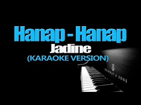 HANAP-HANAP - James Reid & Nadine Lustre (KARAOKE VERSION)