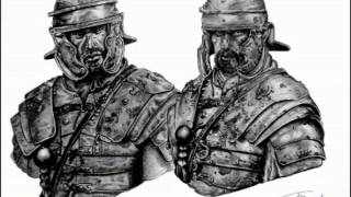 SOLDIER OF ROME  - PENCIL DRAWING