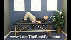 LOSE THE BACK PAIN - DOT COM
