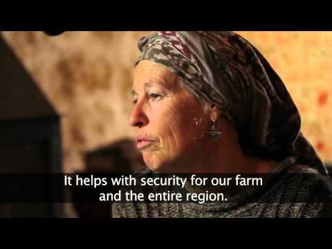 Judea and Samaria : The Untold Story