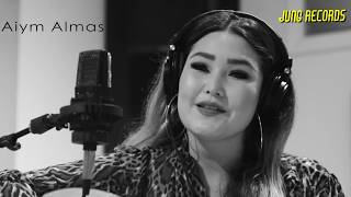 """Jung Records Live Session with Aiym Almas """"Love is a Battlefield"""""""