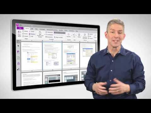 Power PDF Advanced - a real alternative to Adobe