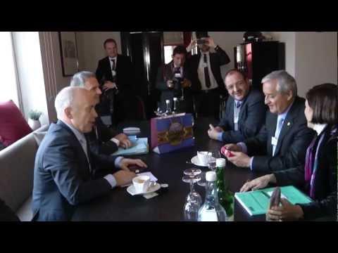 Guatemala Y Belice Tratarán Diferendo En Chile
