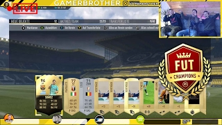 FIFA 17: XXL PACKOPENING MIT TISI SCHUBECH & GAMERBROTHER!!!