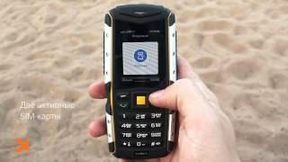 Обзор защищенного телефона TM-511R