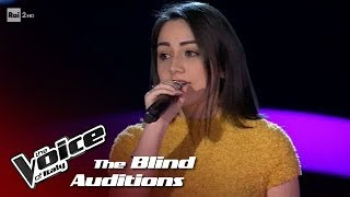 "Angelica Ibba ""Issues"" - Blind Auditions #2 - The Voice of Italy 2018"