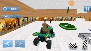 Shopping Mall ATV Quad Bike Limo Car Simulator 3D Android Gameplay