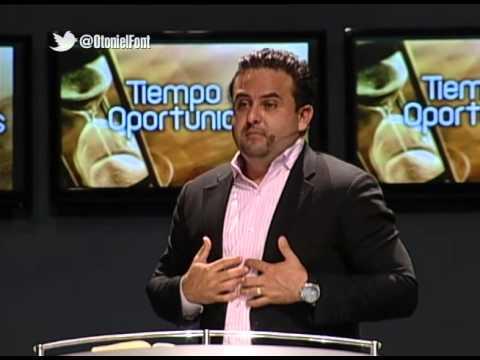 Pastor Otoniel Font - Ordena tu Casa