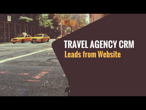[HD] Travel Agency CRM: Leads from Website