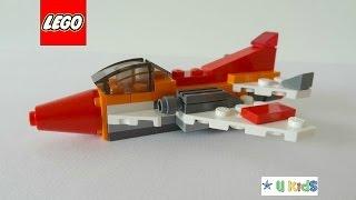 สอนต่อเครื่องบินเลโก้ (วิดีโอรีวิวของเล่น เลโก้)