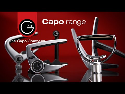 no engraving - Style 1 Standard Neck Width G7th Heritage Banjo Capo