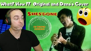 She's Gone - By Steelheart vs Dens Gonjalez Cover - WOW, Talent!! | REACTION MP3