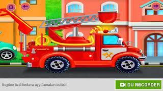 #FireStation #Fireman #Games #YoutubeKids #Firetrucks Firetruck Games for Kids #EducationalVideos 22
