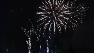МТЗ 27.12.2016г. лазерное шоу