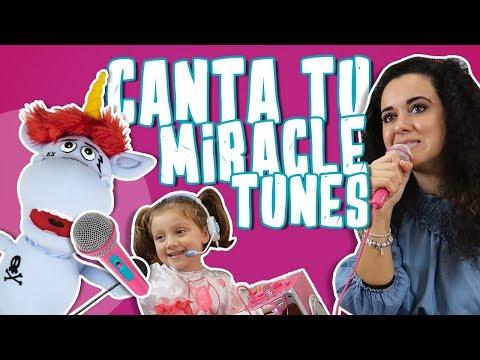 CANTIAMO INSIEME CON IL CANTA TUNES DELLE MIRACLE | Cinzia Cavaleri 