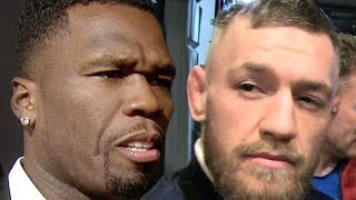 Shots Fired! 50 Cent Doesn't Think Conor McGregor Stands a Chance Against Him in a Street Fight