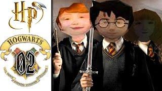 Let's Play Harry Potter et la Chambre des Secrets PS1 [Episode 2] - La VOD de Travers !