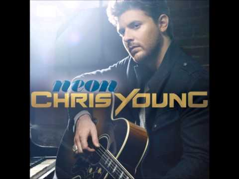 Tomorrow by Chris Young (Album Cover)
