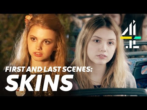 Characters First & Last Scenes in Skins: The First Generation | Seasons 1 - 2