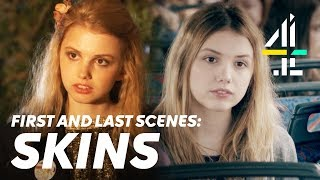 Characters First & Last Scenes in Skins: The First Generation   Seasons 1-2