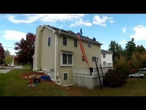 Time Lapse Solar Panel Installation by SunRay Solar