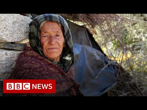 Chalunka: A Village in ruins - BBC News