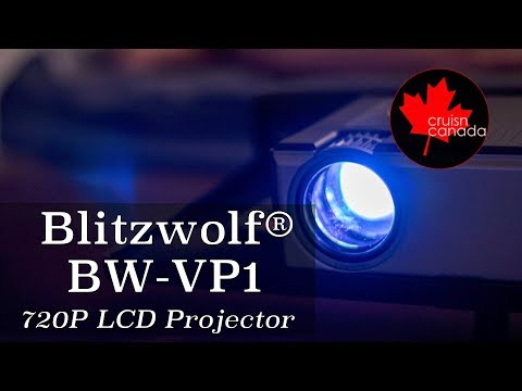 blitzwolf®-bw-vp1-lcd-projector-|-unboxing-and-review