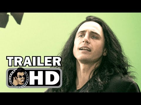 Download Youtube: THE DISASTER ARTIST Official Trailer (2017) James Franco, Seth Rogen The Room Movie HD