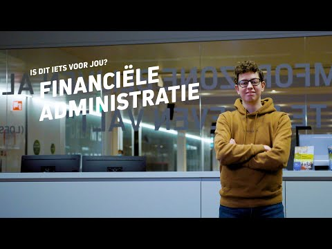 Financiële administratie, iets voor jou?