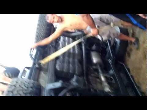 Rusticos En Los Cocos - Chichiriviche SS 2013 FJ Volteada