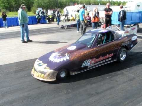 Gavin Cooke Jr Funny Car 2nd Pass Youtube
