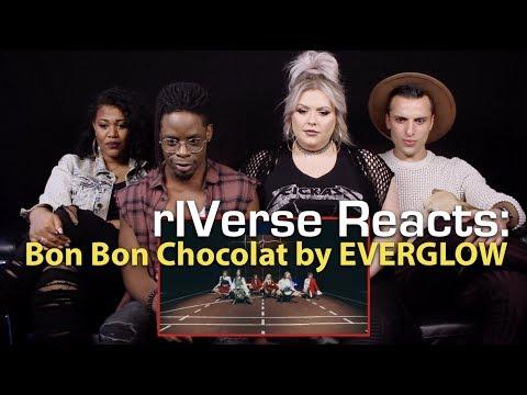 rIVerse Reacts: Bon Bon Chocolat by EVERGLOW - MV Reaction