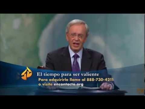 EN CONTACTO - Dr. Charles Stanley - El TIEMPO para ser VALIENTE