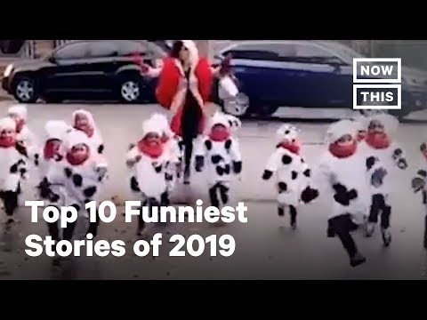 Top 10 Funniest Videos Of 2019 | NowThis