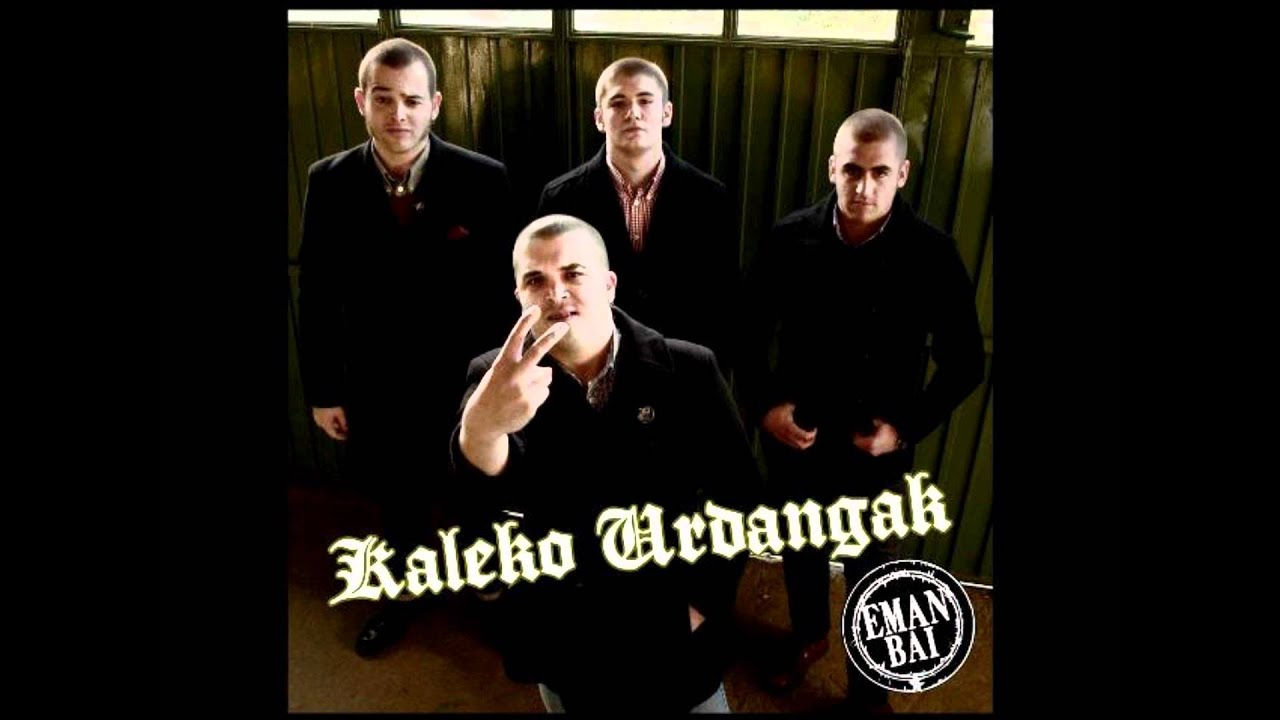 Oi Music At The Disco Kaleko Urdangak Youtube