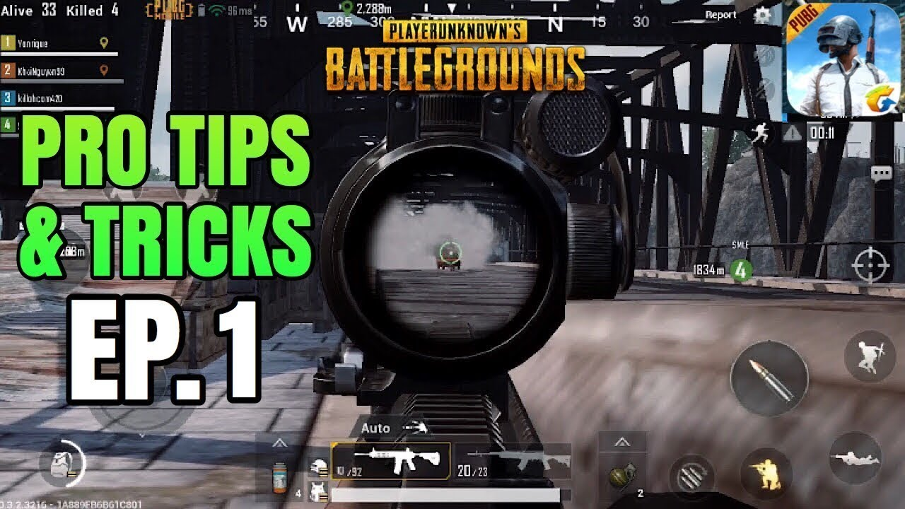 20 Tips and Tricks Every PUBG Lover should Know | Guide To Become PRO