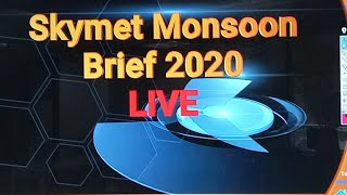 Let's Discuss South West Monsoon 2020 With Skymet