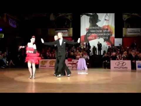Download Youtube: Jaroslav Kuneš + Michaela Gatěková + Jakub Mazůch chachacha show
