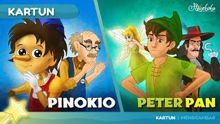 Video Pinokio cerita anak anak animasi kartun download MP3, 3GP, MP4, WEBM, AVI, FLV September 2018