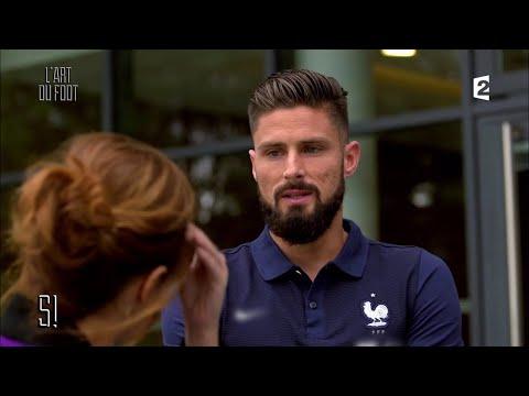 L'interview d'Olivier Giroud - Stupéfiant !