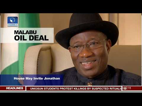 House To Summon Fmr President Goodluck Jonathan Over Malabu Oil Deal
