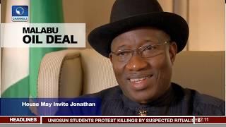 House To Summon Fmr President Goodluck Jonathan Over Malabu Oil Deal