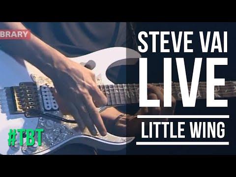 Steve Vai Live Performance | Jimi Hendrix Little Wing | LIMS 2009 Licklibrary
